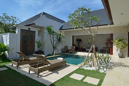 Private two-bed villa in Sanur  - South Denpasar - Villa