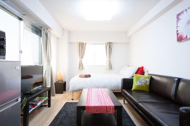 CENTRAL Shibuya! 4 min to station!! - Shibuya - Wohnung
