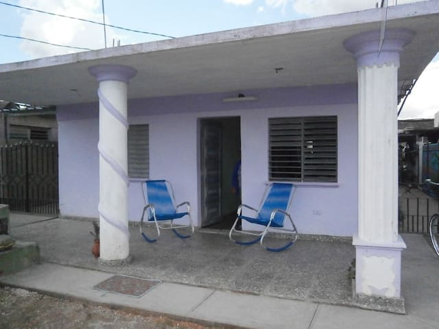 Casa Lidia - Playa Larga - Ev