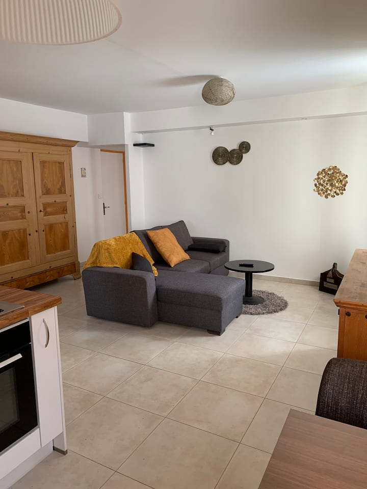 Appartement 2 pers proche Suisse