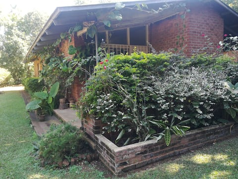 Full Bungalow in Beautiful Garden- Mulanguzi