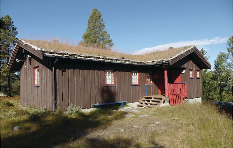 Holiday cottage with 4 bedrooms on 80 m² in Mysuseter