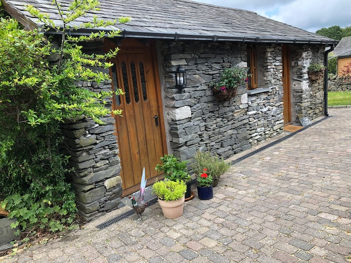 The Annexe - a cosy barn conversion.