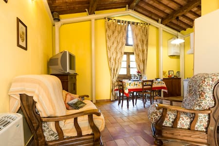 Cottage pool,freeWiFi,parking,garden,Monteriggioni - Provincia di Siena - Appartement