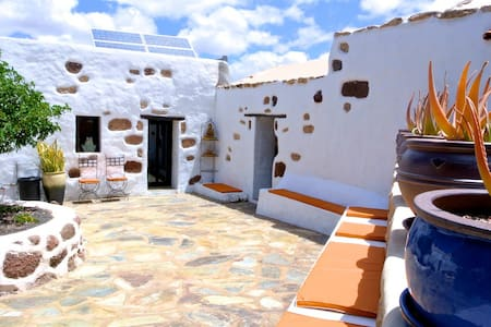 Desert Greenhouse -Mesam room- - Fuerteventura