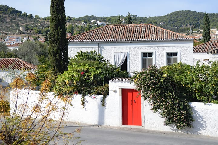 The Red Door Villa