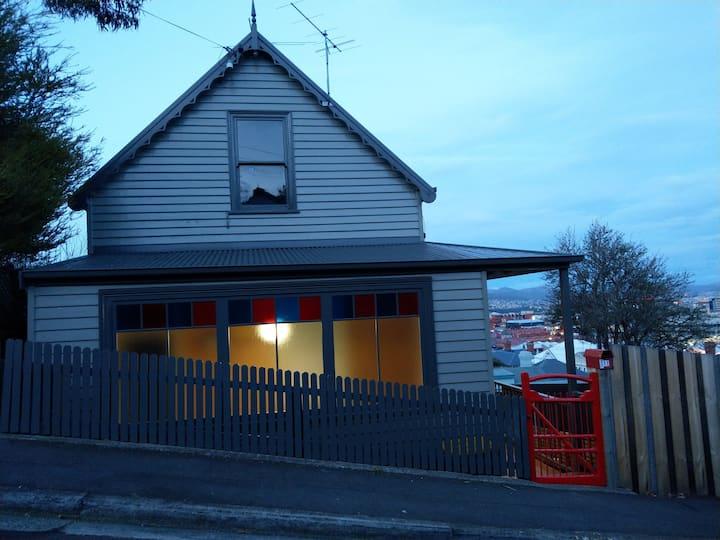 West Hobart Historic Cottage