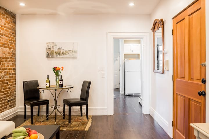 Renovated 1br loft style in Cambridgeport/Central. - Cambridge - Apartment