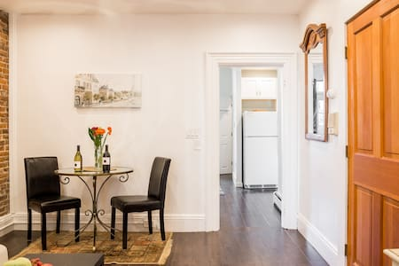 Renovated 1br loft style in Cambridgeport/Central. - Cambridge - Leilighet