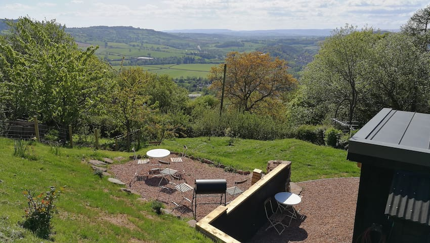 Long Barn, The Kymin, Monmouth, Wye Valley