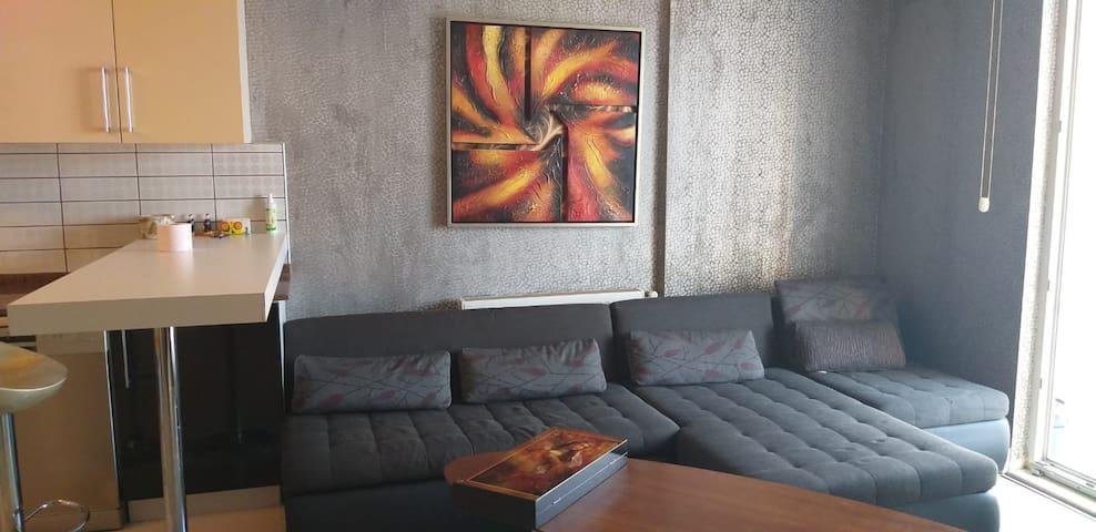 Fabulous private design apartment 💜😉