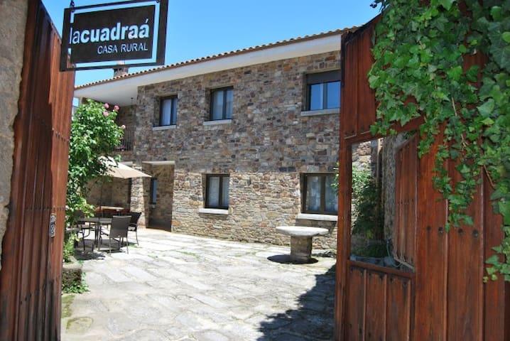 C Rural Sierra de Francia,Salamanca - Linares de Riofrío - Dům