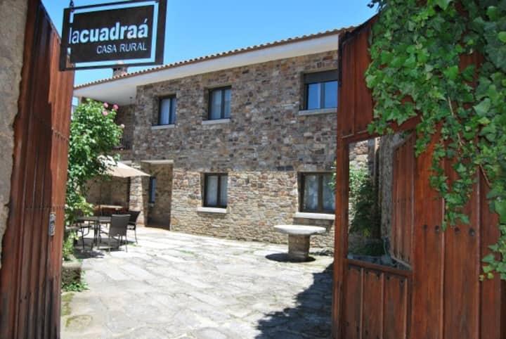 C Rural Sierra de Francia,Salamanca