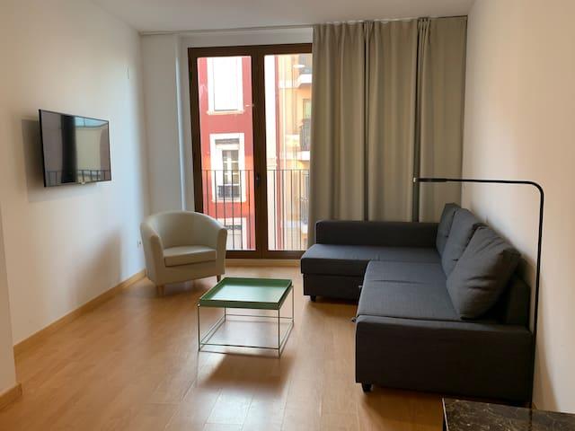 Turia Town 1 bedroom apartment