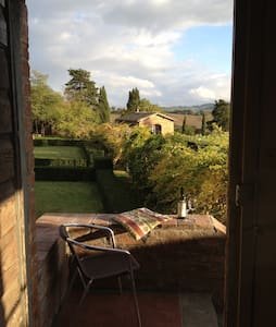 In the heart of the best of Tuscany - Siena - Casa