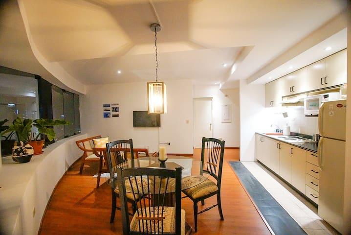 Apartment Miraflores Kennedy Park
