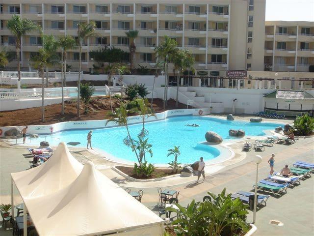 Descansar bajo el sol de canarias - Santa Cruz de Tenerife(San Miguel de Abona-Chafiras) - Apartament