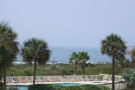 Oceanfront Charleston Amazing Views 10 Mi-Downtown - Isle of Palms