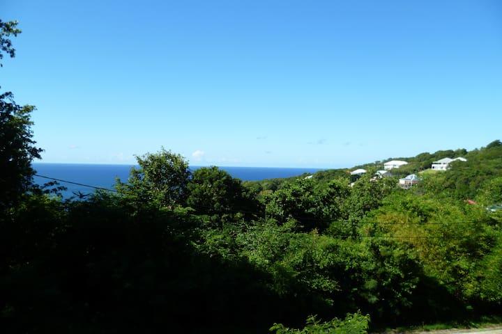 Très joli T2 vue mer et montagne - Vieux Fort - Casa