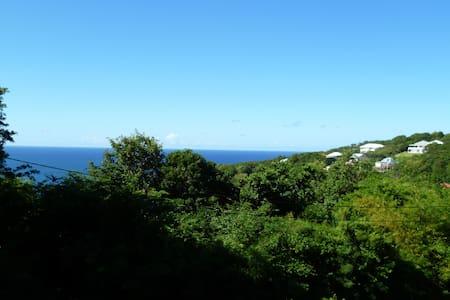 Très joli T2 vue mer et montagne - Vieux Fort - Ház
