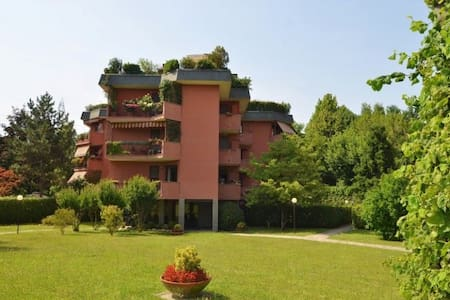 1 bedroom apt w/ private garden near Fiera Milano - Arese - Flat