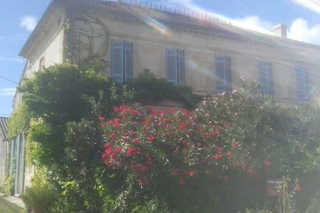 La maison de Cacothy (la chambre bleue) - Maison