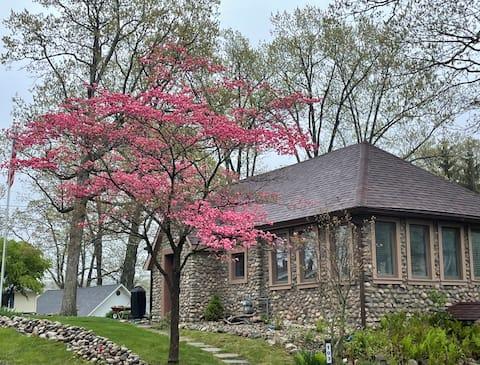 Stone Cottage on Kerr Island