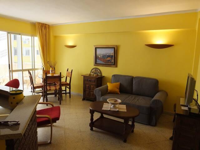 Appartement à 100m de la page avec climatisation - Torre del Mar - Wohnung