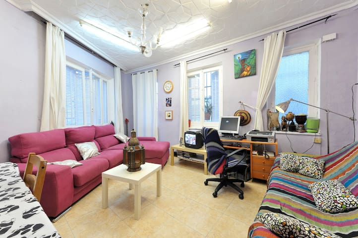 Centrical, convenient private room - Murcia - Wohnung