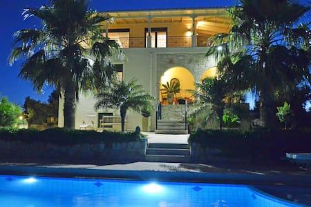 Villa Europa at Western Crete. - Kato Vouves / Kolimbari