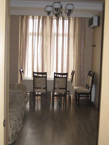 Двухкомнатная квартира в Баку  - Baku - Departamento