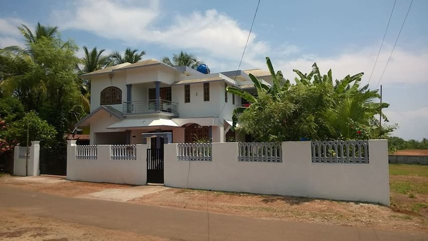 D' Home Stay- A Modern Village House