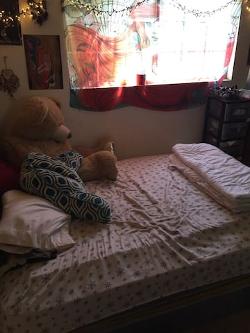 Small space for fast comfy travel! - Rancho Cucamonga - Bed & Breakfast