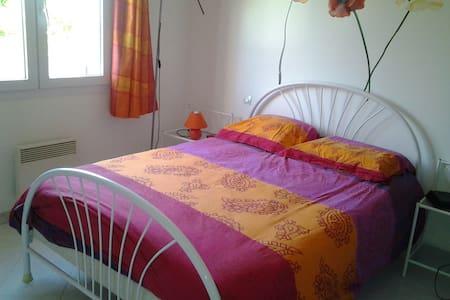 Chambre dans un charmant village. Drôme Provençale - Vinsobres