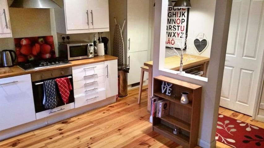 Modern, clean and cosy apartment near city centre - Aberdeen - Apartamento