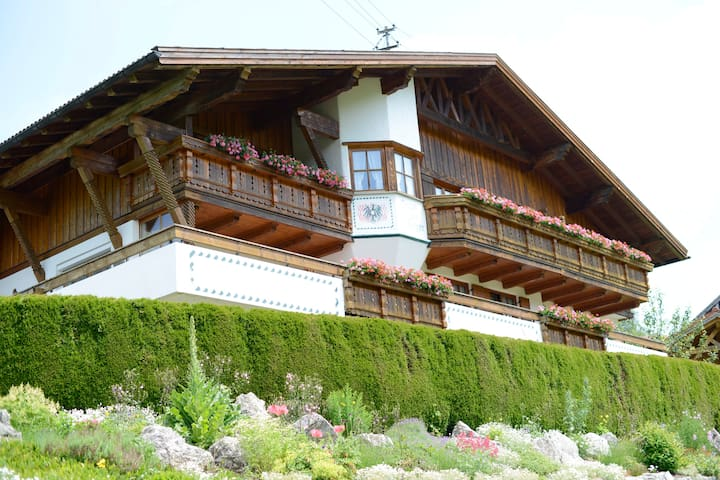 ****Appartements Haus am Anger - Ihr Alpinrefugium - Jungholz - Apartment