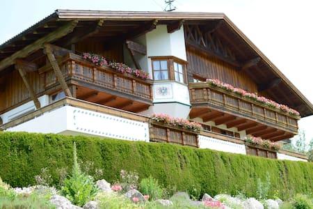****Appartements Haus am Anger - Ihr Alpinrefugium - Jungholz