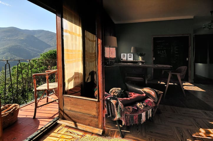 MY LITTLE PARADISE IN MONTSENY - Montseny - Casa