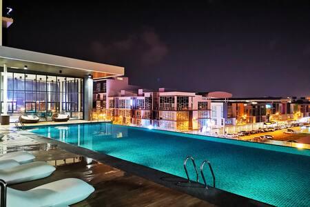 Luxury Gateway Cozy HomeStay @Galacity Kuching