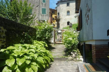 Tuscan Village Home - Relax and Have an Adventure! - Bagni di Lucca - 一軒家