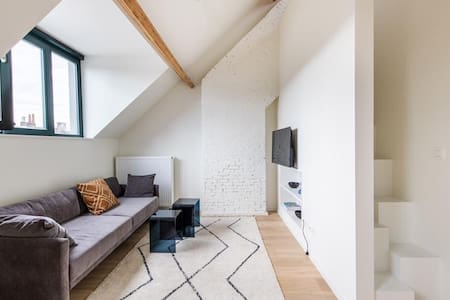 Cosy apartment on top location in Antwerp South