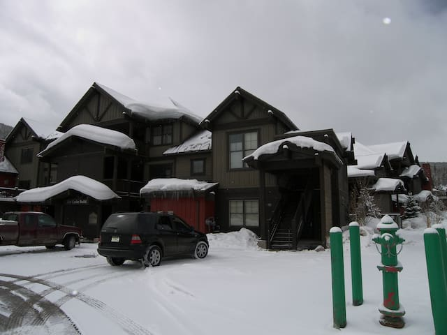 Cache 2 Bed 2 Ba Luxury Onslope - Copper Mountain - Apartemen