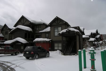 Cache 2 Bed 2 Ba Luxury Onslope - Copper Mountain - 公寓