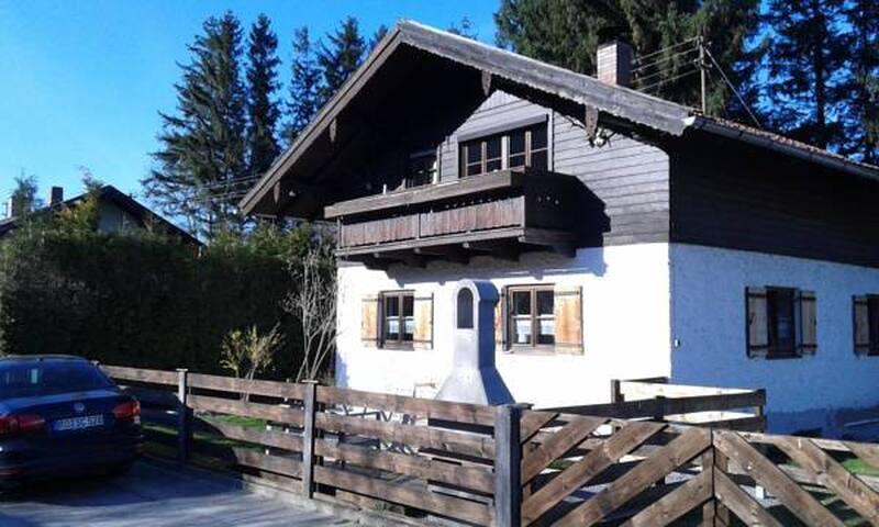 Ferienwohnung Gletschergarten, Fischbach am Inn