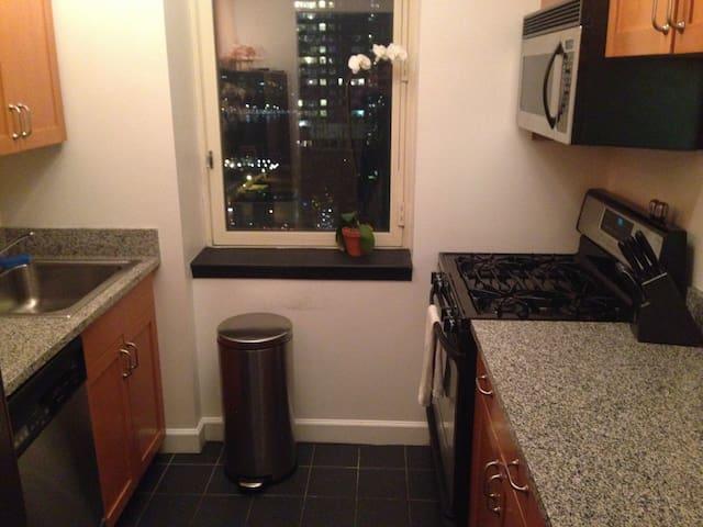 Full Kitchen w/dishwasher