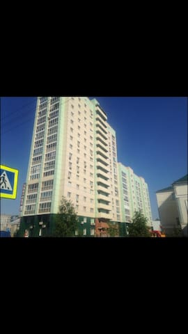 Новый дом на Ипподромской - Новосибирск