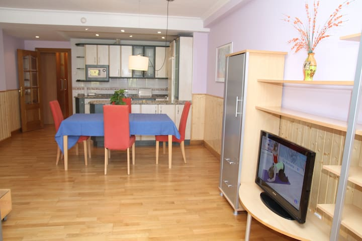 Apartamentos en el mismo centro de Estella-Lizarra