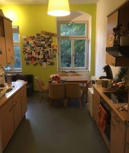18qm Zimmer in WG in Striesen - Dresden - Flat