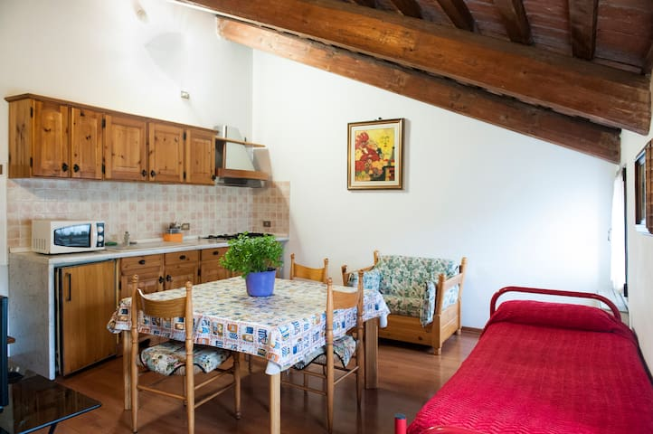 Nice Apartment in Farmhouse,Padova