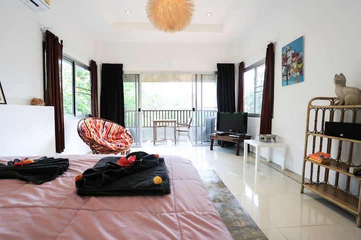 Comfortable & Chic Island Hideaway - Koh Mak - Apartment